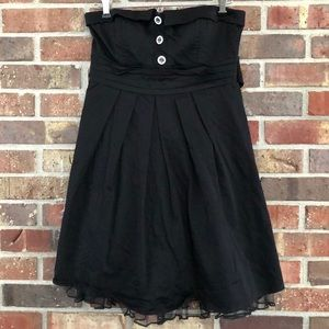 City triangle black dress- size 9/10
